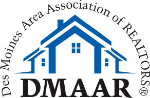 Des Moines Area Association of REALTORS badge