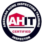 AHIT American Home Inspectors Training certified badge